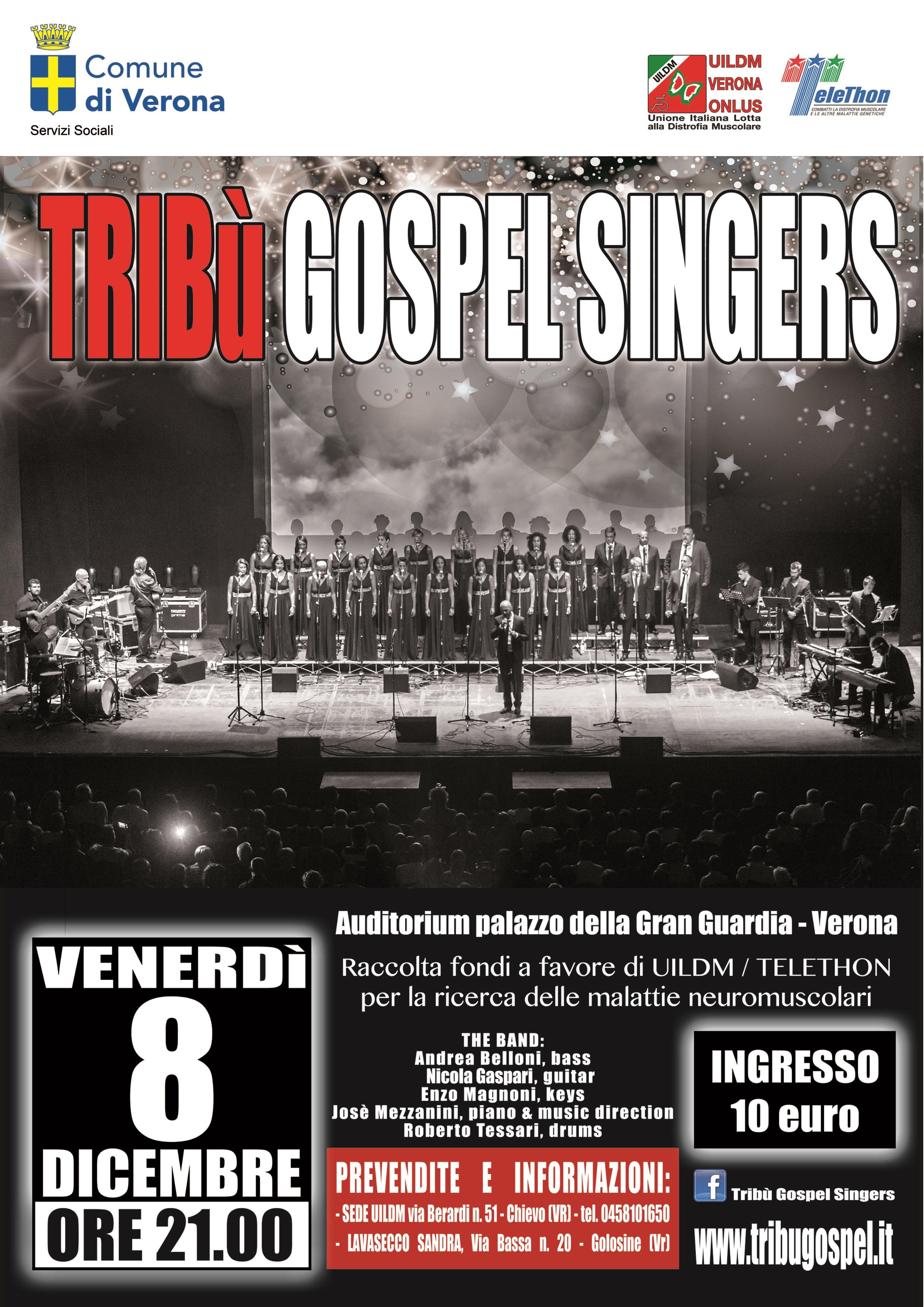 TRIBU' GOSPEL SINGERS